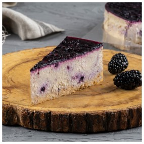 Cheese Cake Blueberry