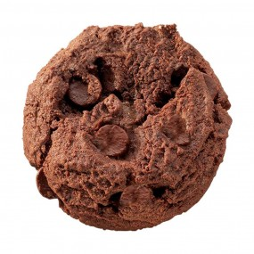 Chocolate cookies dough